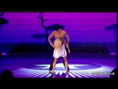 [PCDWorld.co.uk] Kimberly Wyatt - Dancing Performance (Got To Dance - 5th February 2012)