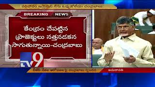 BJP makes false claims on Pattiseema : AP CM Chandrababu