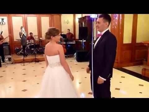 Kasia I Daniel Pierwszy Taniec Walc Wiedeński I Have Nothing