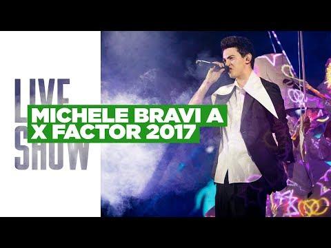 Il medley di Michele Bravi a X Factor Italia - Live Show 3