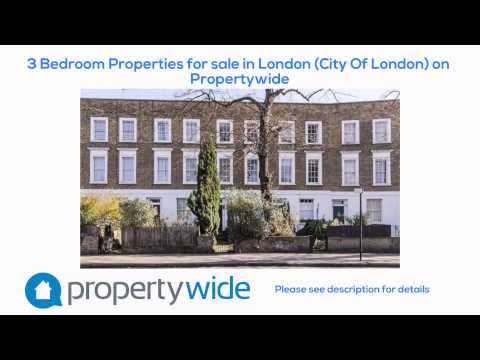 3 Bedroom Properties for sale in London (City Of London) on Propertywide