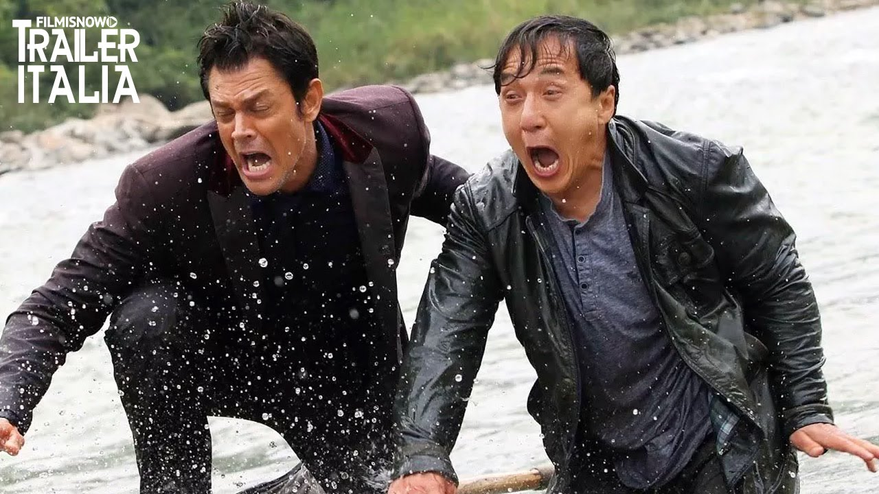 Jackie Chan è il protagonista nel action movie Skiptrace - Missione Hong Kong