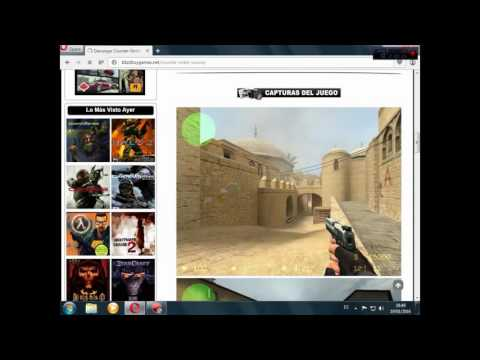 Como descargar Counter Strike Source full en español 1 Link 2016