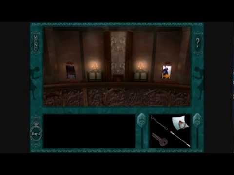 Nancy Drew: The Final Scene- Part 4: Magician's room