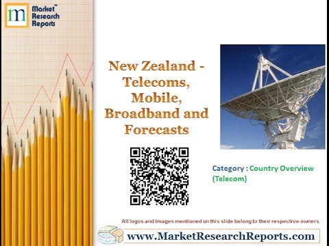 New Zealand - Telecoms, Mobile, Broadband & Forecasts
