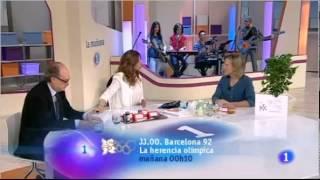 Plantas medicinales para adelgazar, Las mañanas de la 1 - Concha Navarro y Teresa Ortega-