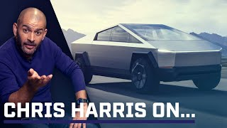 Chris Harris on... the Tesla Cybertruck | Top Gear