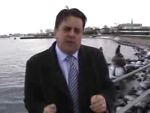 BNP - Nick Griffin MEP's Video Update From Copenhagen