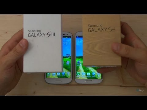 Galaxy S4 vs Galaxy S3 in un video confronto by HDblog