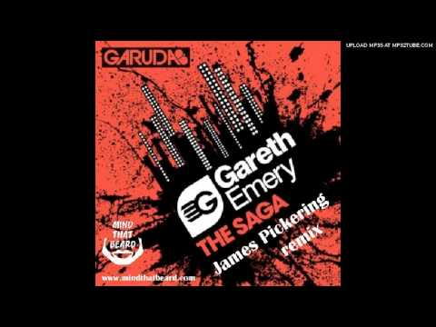 Gareth Emery - The Saga (James Pickering Remix)