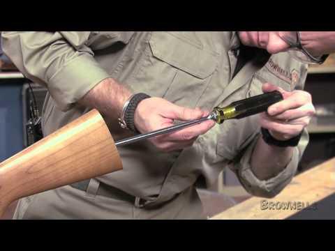 Brownells DIY Remington 870 Stock-Upgrade Installation