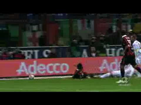 AC Milan-AS Roma 2-1