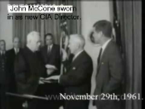 Allen Dulles, CIA and John F. Kennedy