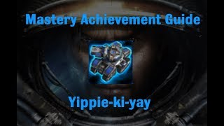 Yippie-ki-yay Mastery Achievement - Starcraft 2 Wings of Liberty