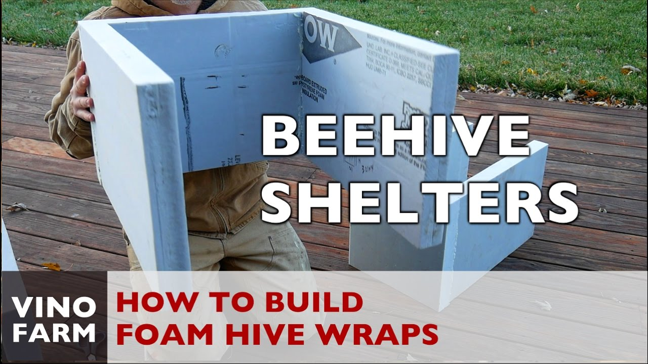 pictures How to Winterize Bee Hives