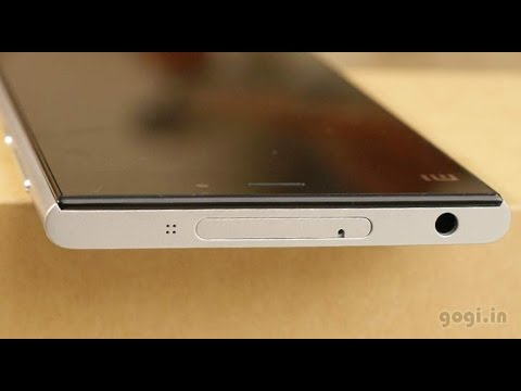 Xiaomi Mi3 review (India), unboxing, benchmark and gaming