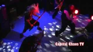 """Suffocation """"Catatonia"""" live 10/22/14 in San Francisco on CAPITAL CHAOS TV"""