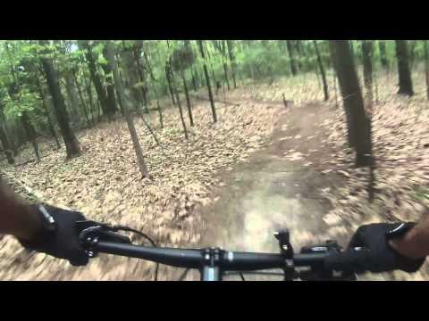 mountain bike ride at camden county college NJ