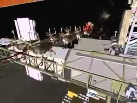 NORAD Tracks Santa 2006: International Space Station