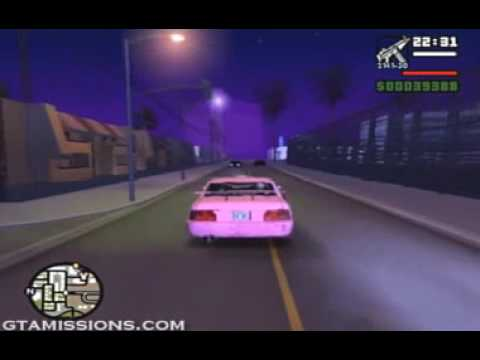 GTA: San Andreas - ps2 - 81 - Don Peyote