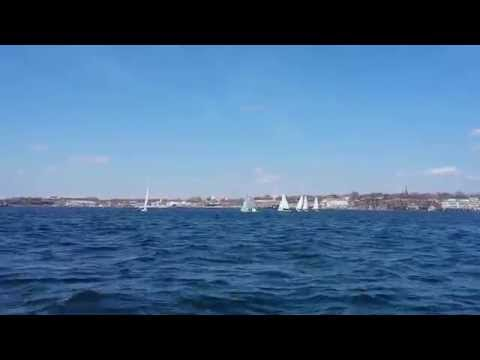 NK Sailing vs Cape Cod Academy Race 3 - 05/28/2014
