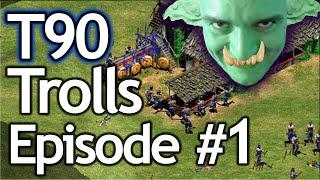 T90 Trolls Episode #1 Mass Militia