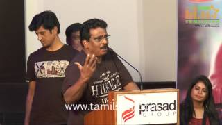 Saravanan Irukka Bayamaen Movie Press Meet Part 2
