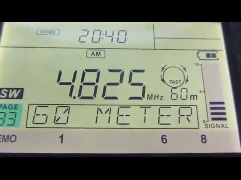 Radio Cancao Nova - 4825 kHz