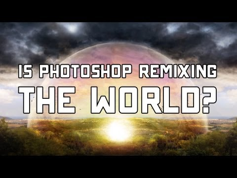 Is Photoshop Remixing the World? | Off Book | PBS