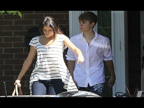 Selena Gomez Pregnant With Justin Bieber Baby - YouTube