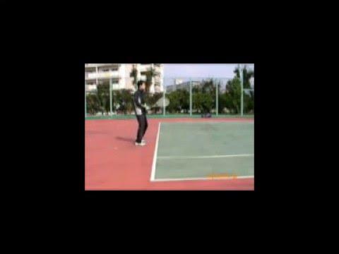 テニス Kabeuchi Practice by myテニス