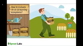 Webinar recording -   How to evaluation 70 20 10 learning ecosystems