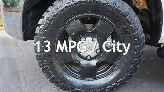 "2007 Toyota Tundra SR5 4X4 Crew Max Lifted New 33"" Tires Serviced for sale in Milwaukie, OR"