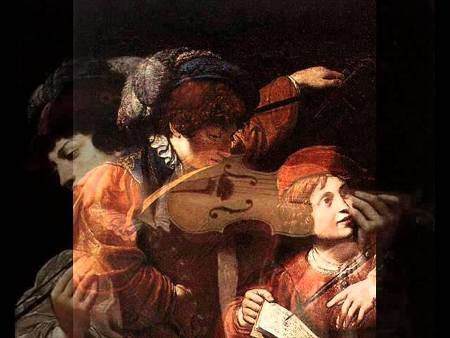 Marco Uccellini - Aria sopra 'La Bergamasca'