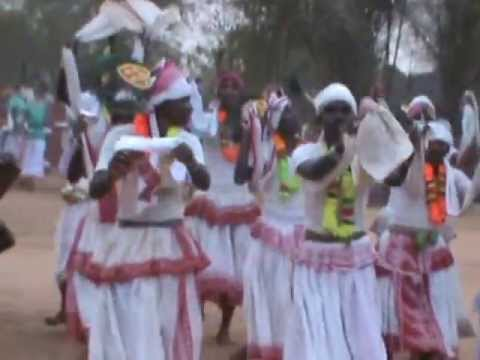 Santali Folk Dance(karam) In Odisha-2 video