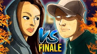 JANE VS DOMIGEE | Das FINALE mit CRYISPY ROB & SIMON WILL !! Danergy Sucht Feature!
