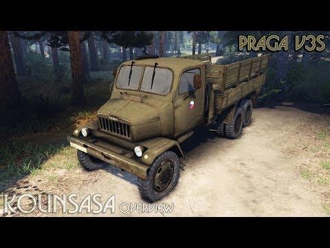 Praga V3S v1.2