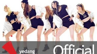 EXID Ah Yeah Music Video Official MV
