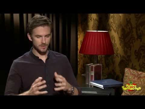 Dan Stevens of The Guest Is Going to Be Sleeping on the Couch