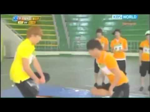 T Ara's JiYeon laugh because of Infinite's L