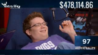 Download Michael Jones is having a baby! Rooster Teeth Extra Life 2016 3Gp Mp4