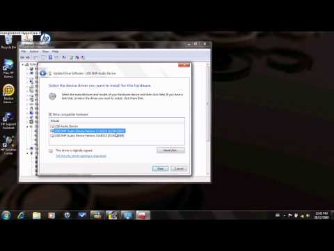 how to add record device windows 7