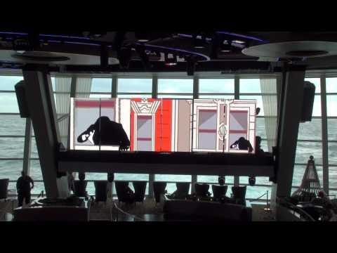 Quantum of the Seas: RoboShow – The Heist