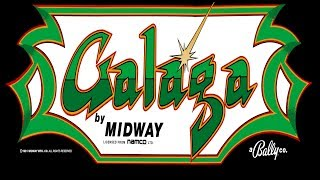 Galaga Review - Heavy Metal Gamer Show