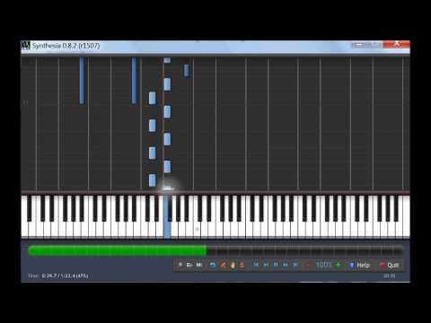 The City Surf (The Grey Ending Theme) - Jamin Winans - Piano Tutorial With Download