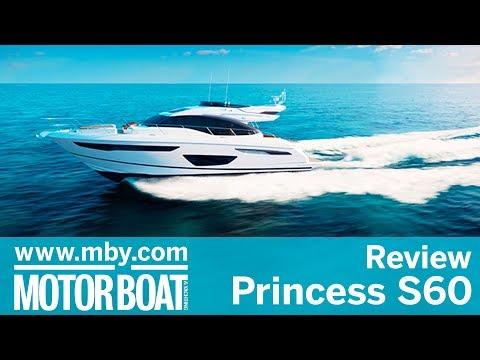 Princess S60 | Review | Motor Boat & Yachting