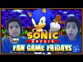 Fan Game Fridays - Unfair Sonic w/Facecam