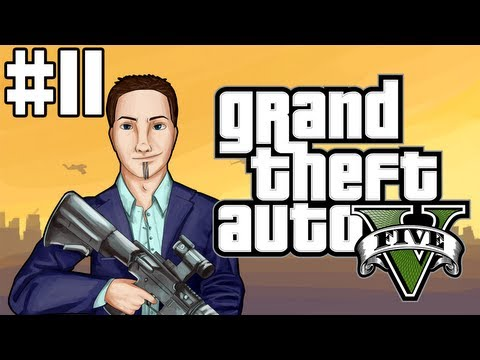 Grand Theft Auto 5 - Gameplay Walkthrough Part 11 - Celebrity Sex Tape video