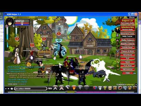Aqw Doomwood rep hack 2013