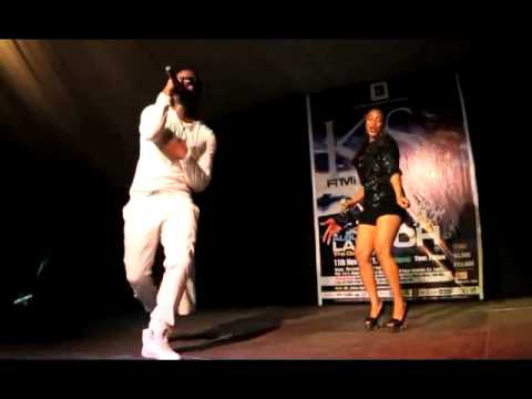 Kas (ft) Tonto Dike ( Iyawo wind ) LIve